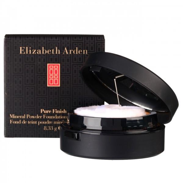 fond de teint poudre mineral pure finish n 9 by elizabeth arden mondial cosmetique. Black Bedroom Furniture Sets. Home Design Ideas