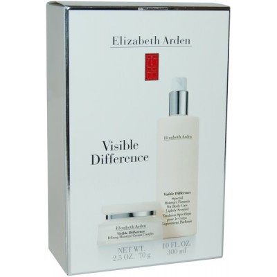 Kit 2 pieces  Visible Difference Elizabeth Arden